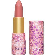 TarteAmazonian Butter Lipstick. LOVE this!