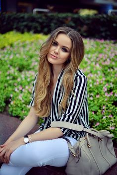 Kristina Bazan - You can find her posing with Barbies on the Barbie Style instagram page (no joke).