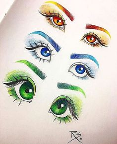 1, 2, or 3? ❤️💙💚 Follow ✨ @artistic.dose ✨ Follow ✨ @artistic.dose ✨ By @rawsueshii - Tag a friend 😊👇 - #illustrations#arte#artsy#artist#artiste#artistic#creative#a#instadraw#diy#illustration#vsco#satisfying#diy#vscocam#ilustração#desenho#bodyart#lookkristina#instadraw#instaartwork#artistsofinstagram#artstagram#instaartist#artoftheday#instadrawing#dibujo#sketchbook#ilustración