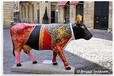 N°24 - Txumina - place du Chapelet Artiste Dom - Propriétaire SV & CO. Bordeaux. 2010