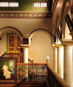 A glimpse into the Mansions Of Chettinad, Karaikudi, Bharath Ramamrutham Montana, Chettinad House, Mud House, Indian Interiors, Indian Architecture, Indian Homes, Courtyard House, Village Houses, South India