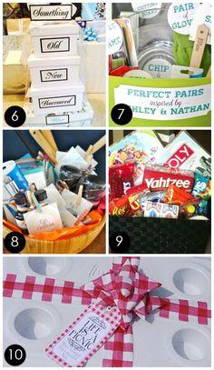 60 BEST Creative Bridal Shower Gift Ideas Creative Shower