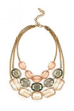 Sparkling Hues Necklace