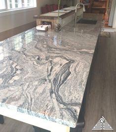 White Waves Granite