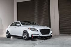 Hyundai Genesis AR550 by ARK Performance