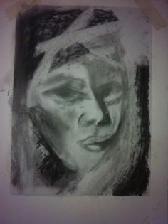 Own Work - Developments with charcoal
