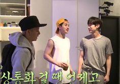 Jinyoung,Amber,henry
