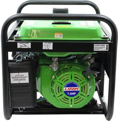 4000W Power Portable Generator Gasoline Powered Electric Generic Emergency Kit