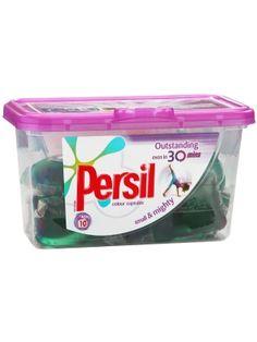 PERSIL 10szt.Colour GB Kapsułki do prania (10 prań)  • do kolorowych rzeczy • żelowe • nowoczesne • niezawodne