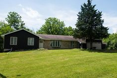3 bedroom 2 1/2 bath ranch. large rooms, hardwood professionally cleaned, both full baths flooring professionally refurbished.  Large, full, unfinished, walk out basement. Pella windows throughout. Private patio off family room for entertaining or just enjoy the outdoors. 21x23 attached garage with additional nook for storage.  18x29 2 story shed. Just under 1 acre, on well and septic. Being sold as is with home inspection provided upon request. District 303 St. Charles Schools.   Not a short sa Pella Windows, Attached Garage, Home Inspection, Walk Out, Full Bath, Nook, Acre, Family Room, Hardwood