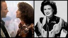 Jessica lange as Pasty Cline