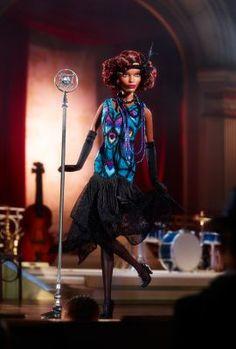 Claudette Gordon™ Barbie® Doll | The Barbie Collection