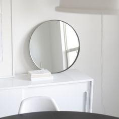 Round Mirror || Kenziepoo Home