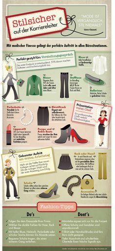 Was tragen Sie im Büro?