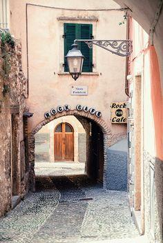 Malcesine, Italy by FedeSK8, via Flickr