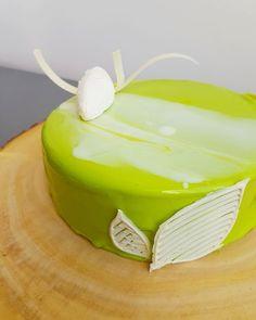 Moje Wypieki   Lustrzana glazura (polewa) do deserów i tortów