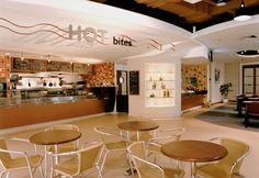 Interior Design of Megabites' Cafe, SIM Campus, Singapore by Interior Designer Nicholas Merrow-Smith Interior Design Singapore, Cafe Interior Design, Cafe Concept, Flooring, Sim, Commercial, Furniture, Projects, Home Decor