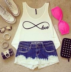 Summer outfit!! <3