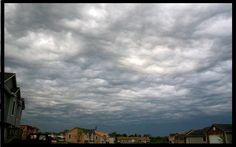 New Cloud Type categorized: 'Undulus Asperatus' | Meteorology News