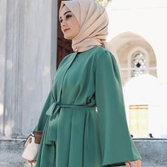 Arab Fashion, Islamic Fashion, Muslim Fashion, Modest Fashion, Fashion Dresses, Hijab Evening Dress, Hijab Dress, Bridesmaid Skirts, Mode Abaya