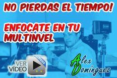 Enfoacte en tu Negocio multinivel www.miembroelite.com  Alejandro Dominguez H