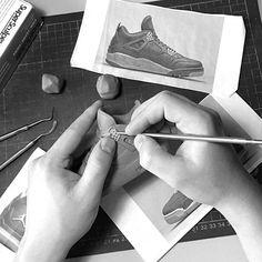 Candle Original Sneakers Candle Air Jordan Art Sneaker