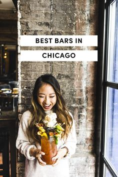 Chicago is filled with incredible bars that are literally raising the bar. The city also has over 70 breweries (and over 200 in the Chicagoland area) and over 15 distilleries. There's a reason why Chicago was named the best city in the world by Time Out London and #1 Best Big City in the US – Readers Choice Award by Conde Nast Traveler!