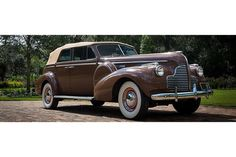 The 1940 Buick Phaeton from Casablanca is expected to fetch as much as $500,000 on the auction block.