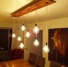 Lampe - DYI idée