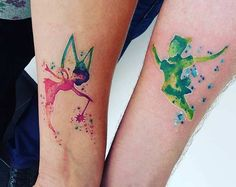 25 Cute Disney Tattoos That Are Beyond Perfect | StayGlam