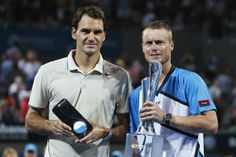 In the battle of 30+, Hewitt wins over Fed at Sydney