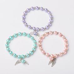 PandaHall Jewelry—Glass Pearl Round Beads Charm... | PandaHall Beads Jewelry Blog