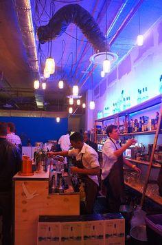 T & Serendipity: The Union Bar