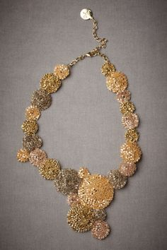 Pastel Fireworks Necklace. Ooo la la even the name is beautiful.