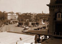 Opera Square, view from Continental Hotel, circa 1938