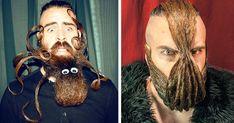 Mr. Incredibeard Is Back With New Epic Beards | Bored Panda