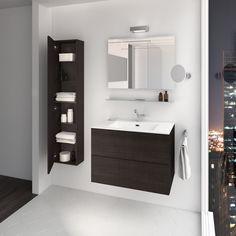 Diseño icónico, máxima funcionalidad y fácil mantenimiento. #cosmic #mueblesdebaño #bathroomideas #homedesign #espaciomoderno #baño