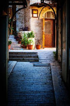 Nazareth Back Street #1 by Ed Bundy