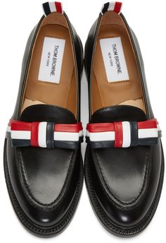 Thom Browne for Women Collection Loafer Slippers, Loafers, Me Too Shoes, Men's Shoes, Male Shoes, Thom Browne, Bespoke, Socks, Footwear