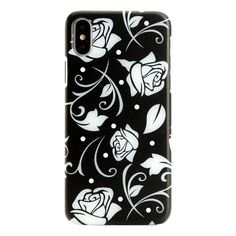 Impressly iPhone X Case - Black & White