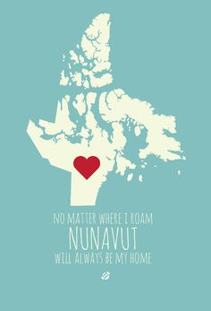 #Nunavut #LostBumblebee 2013 #CANADA #PRINTABLE Click here for this one and all of the other individual provinces ! www.lostbumblebee.blogspot.com