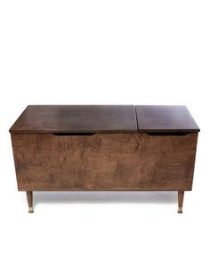 Gorgeous.The Gracie Toy Box by Mod Mom Furniture on Gilt. Storage, blankets etc.