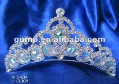 Diamond bridal tiara comb1.  small order is welcome2.  different size is avaiable3. customer's design is welcome