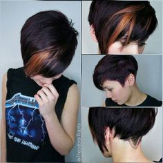 10 Long Pixie Hairstyles to Fit & Flatter – Women Short Haircut - Love this Hair
