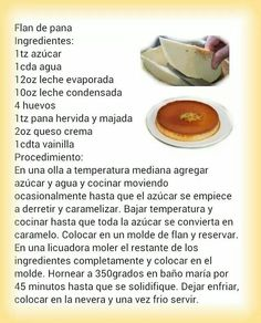 Puerto Rican Recipes, Cuban Recipes, Breadfruit Recipes, Easy Cooking, Cooking Recipes, Comida Boricua, Spanish Desserts, Puerto Rico Food, Flan Recipe