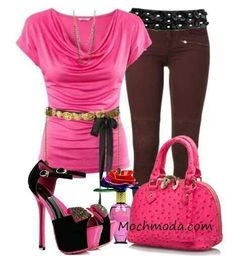 Pretty in pink<3<3