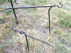 Let's go Camping! - Page 2 - Blacksmithing, General Discussion - I Forge Iron Horseshoe Projects, Blacksmith Forge, Bushcraft Gear, Camping Set, Blacksmith Projects, Cooking Equipment, Outdoor Cooking, Blacksmithing, Metal Art