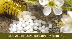 Best Tips to Lose Weight Using Homeopathy