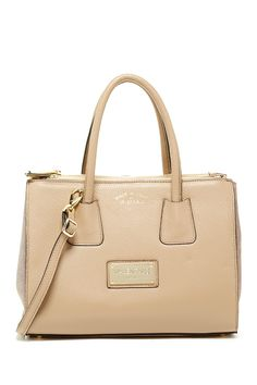Valentino By Mario Valentino | Zellie Genuine Leather Messenger Bag | Shops, Leather and Bags