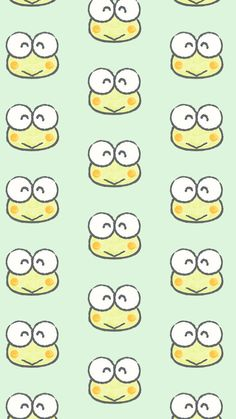 Hellokitty-lovers — Keroppi wallpapers requested by. Keroppi Wallpaper, Frog Wallpaper, Soft Wallpaper, Kawaii Wallpaper, Aesthetic Iphone Wallpaper, Hello Kitty Characters, Sanrio Characters, Hello Kitty Iphone Wallpaper, Wallpaper Iphone Cute